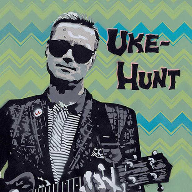 Reprise de Depeche Mode – au ukulélé! – par Uke-Hunt – Dans le garage – André Péloquin – Voir.ca