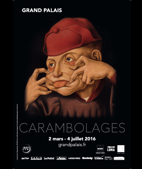 Exposition Carambolages – Grand Palais