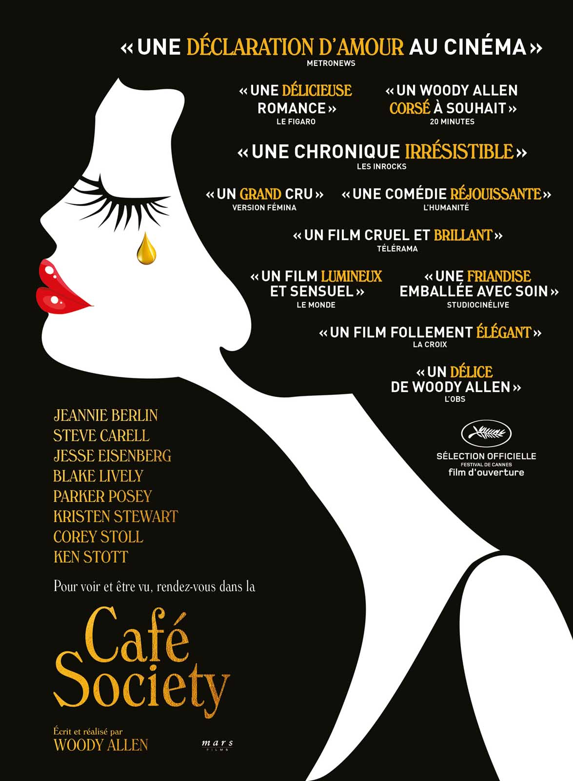 Cafe Society – film 2016 – AlloCiné