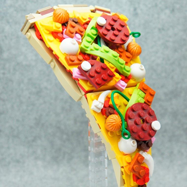 LEGO Food – Quand les briques LEGO deviennent trèsappétissantes — Ufunk.net