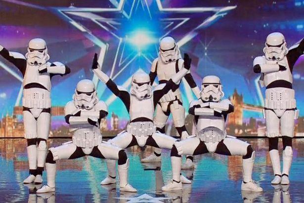 Boogie Storm make Simon's dream come true! | Auditions Week 5 | Britain's Got Talent 2016 – YouTube